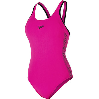 WOMEN'S MONOGRAM MUSCLEBACK ONE PIECE