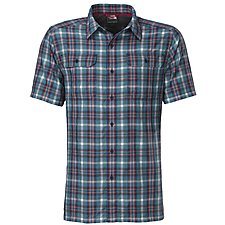 Picture of MEN'S SHORT SLEEVE PINE KNOT WOVEN